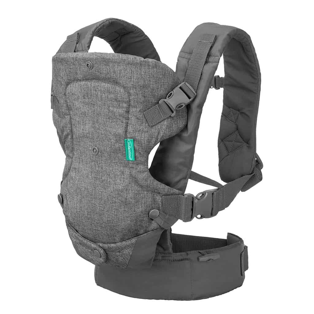 Infantino 4-in-1 Flip Convertible Carrier