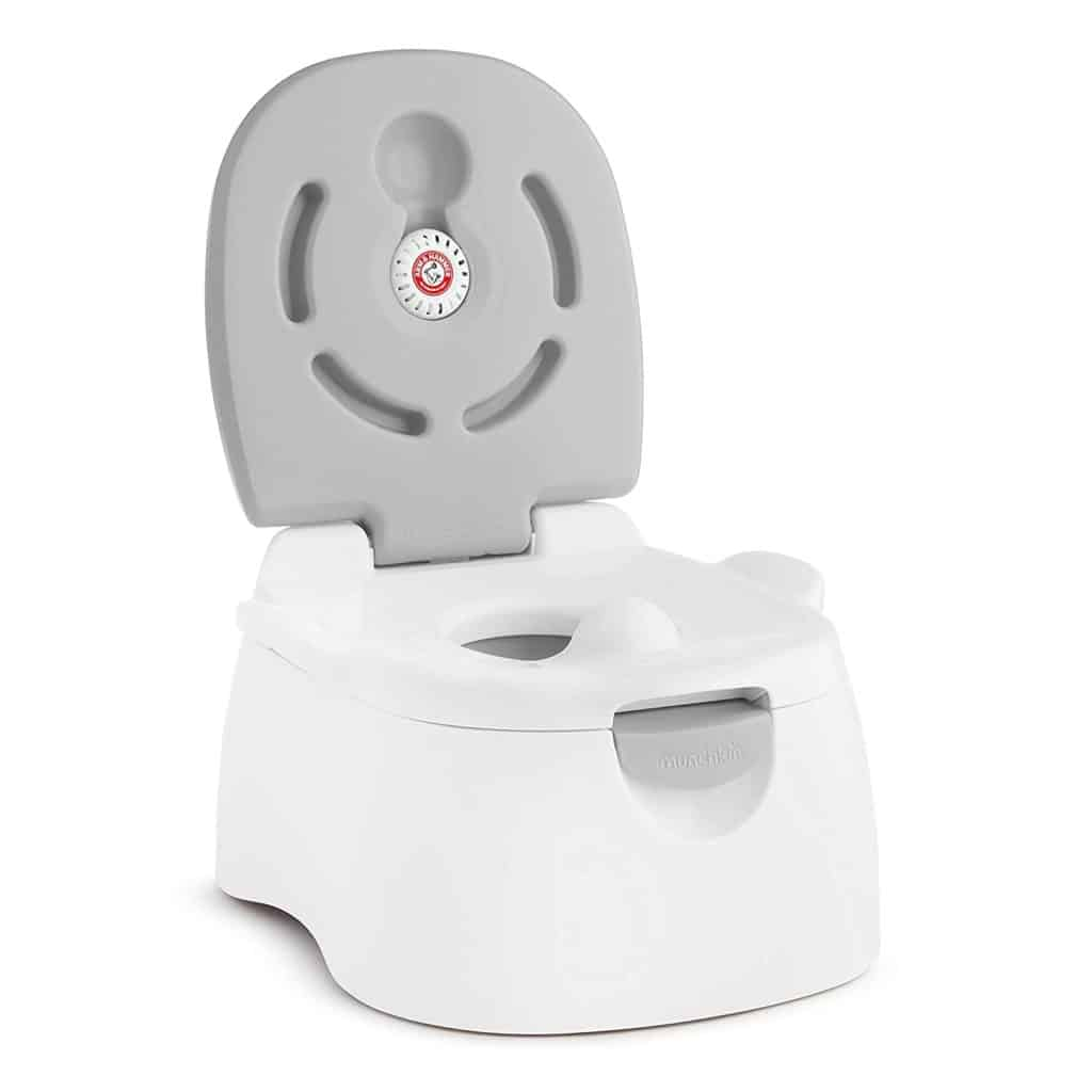 Munchkin Arm and Hammer 3-in-1 Potty Multistage