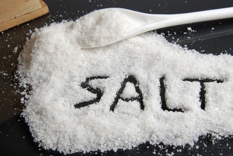 Pregnancy Test With Salt