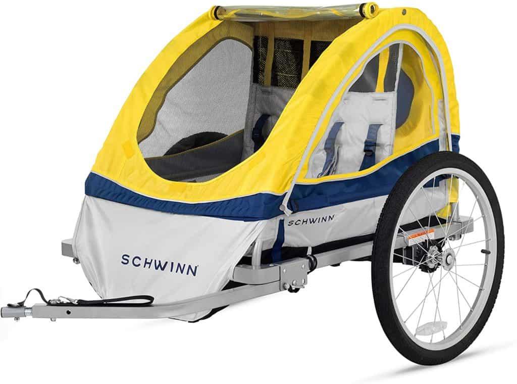 Schwinn Echo Kids Bike Trailers