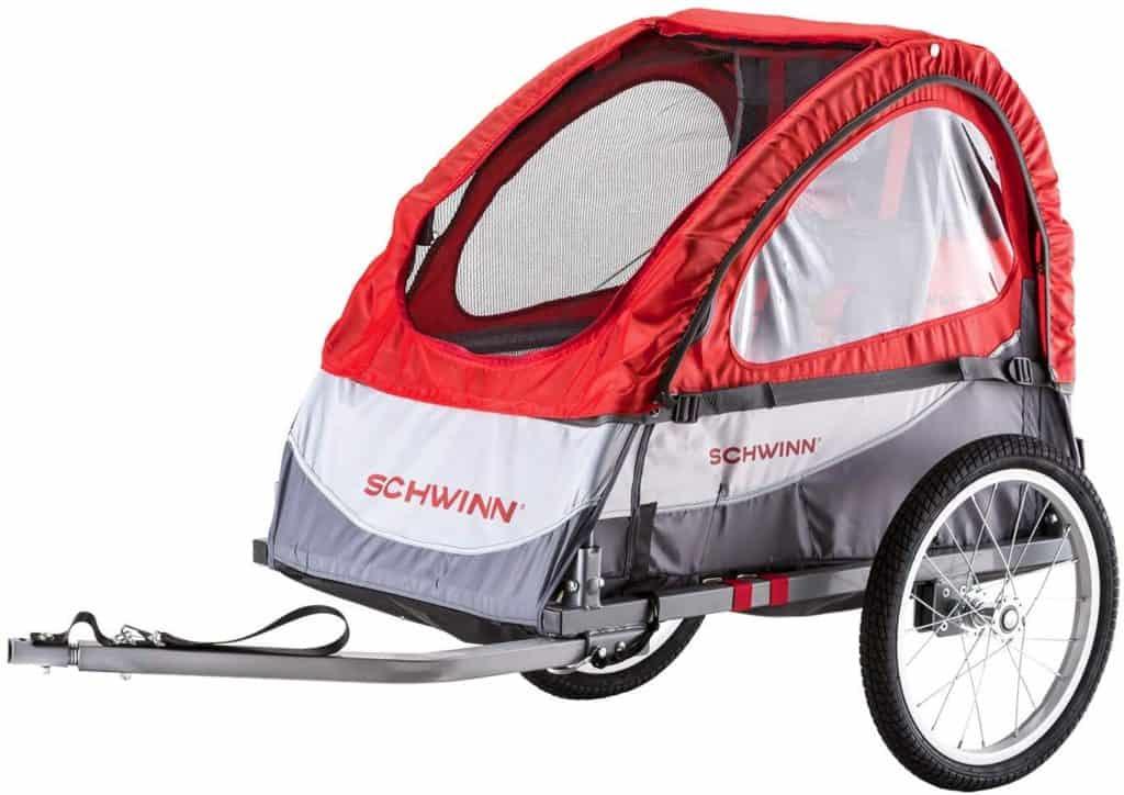 Schwinn Trailblazer Single Best Bike Trailers