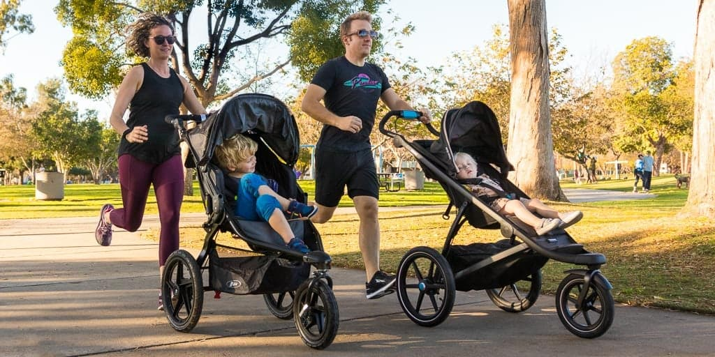 Top 7 Best Jogging Strollers Of 2021