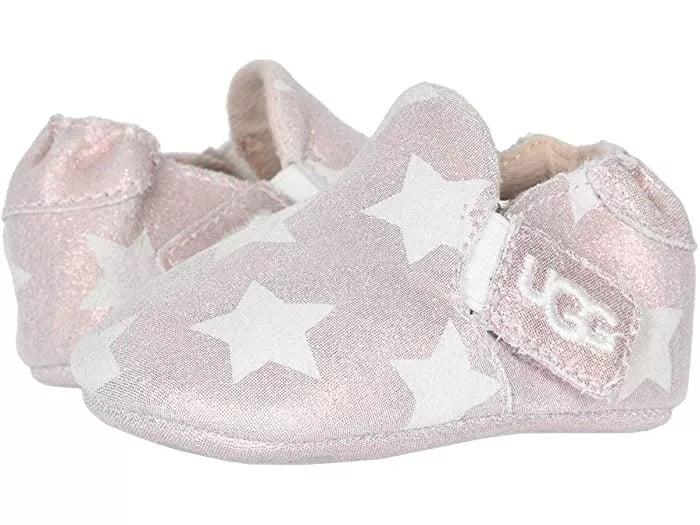 UGG Kids Roos Star crib shoes