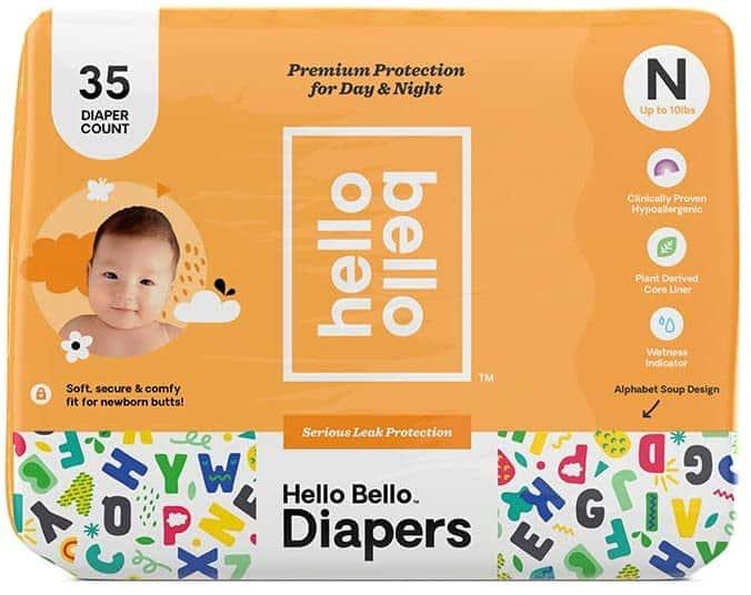 hello bello disposal diapers