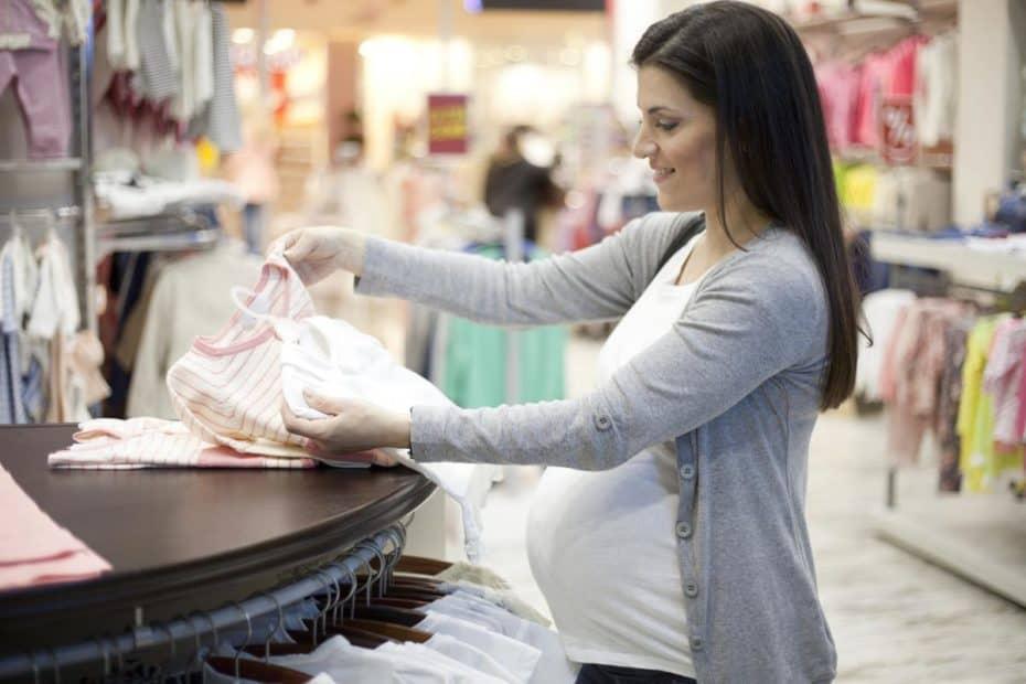 when to start buying baby stuff