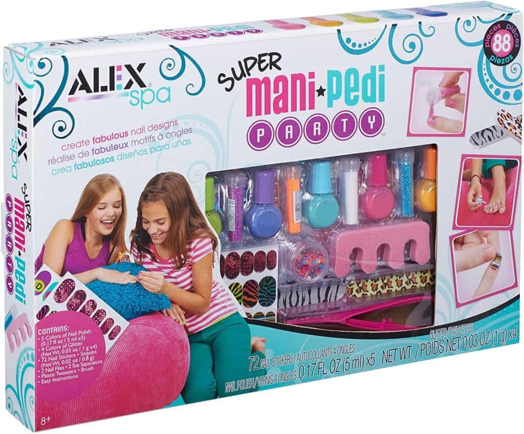 Alex Super Mani Pedi Party Kit