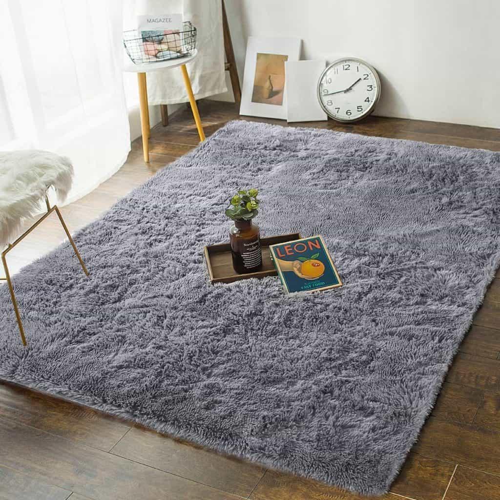 Andecor Shaggy floor area rug