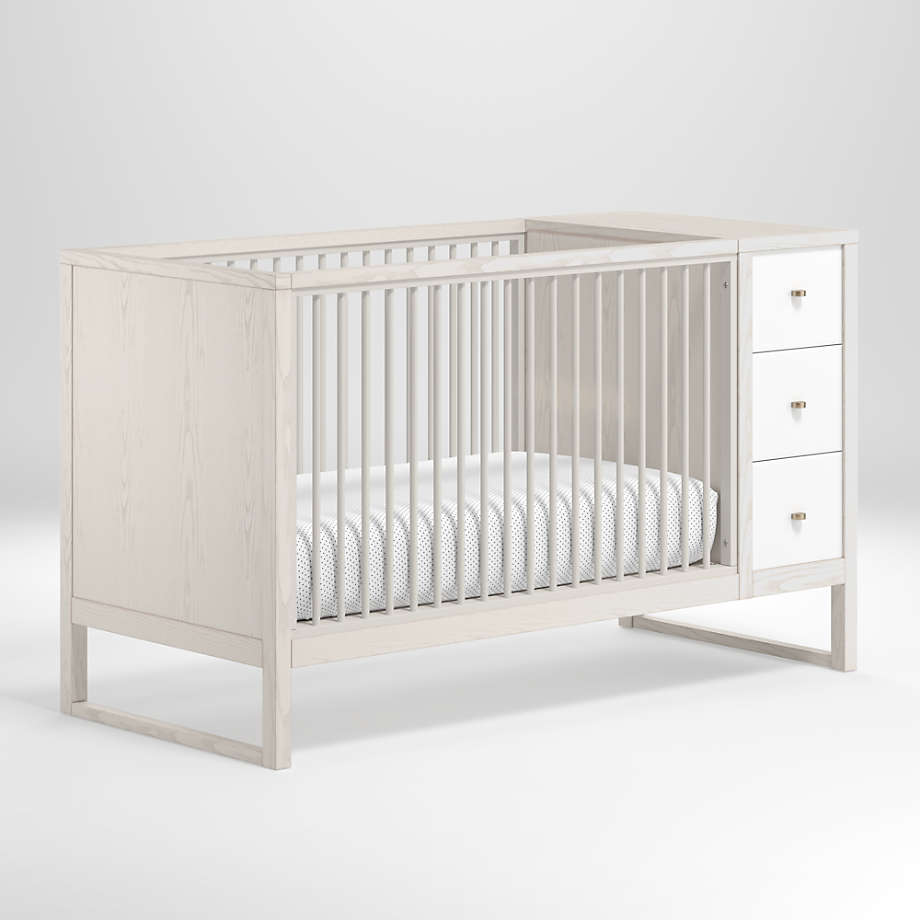 Crate & Kids West Storage Crib - Best Cribs For Babies