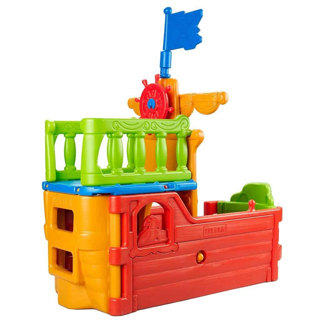 ECR4Kids Buccaneer Pirate Play Boat