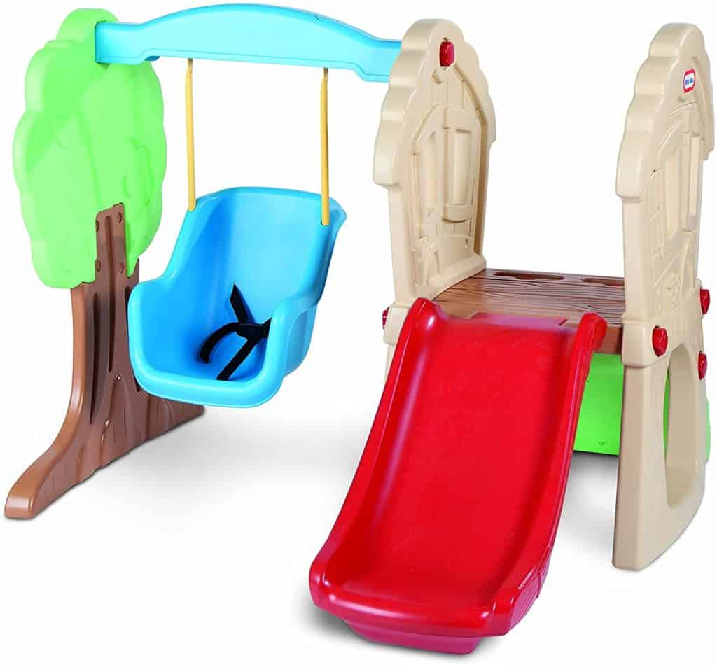 Little Tikes Climber And Swing