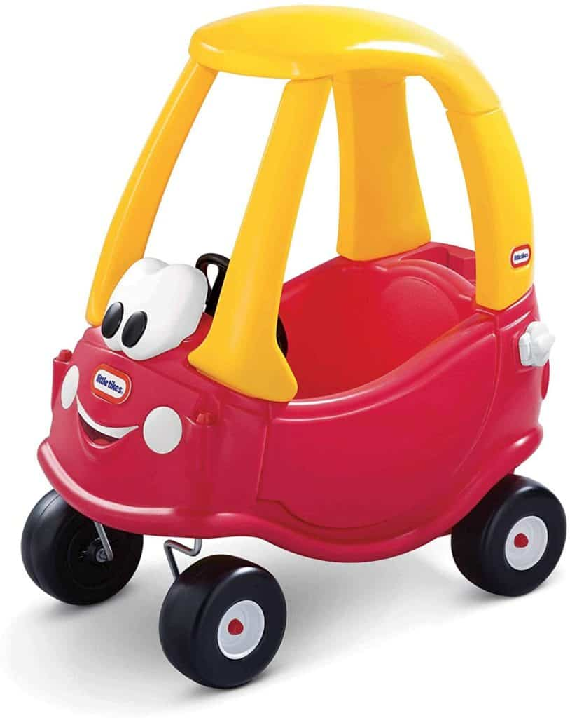 Little Tikes Cozy Coupe Car for the toddlers