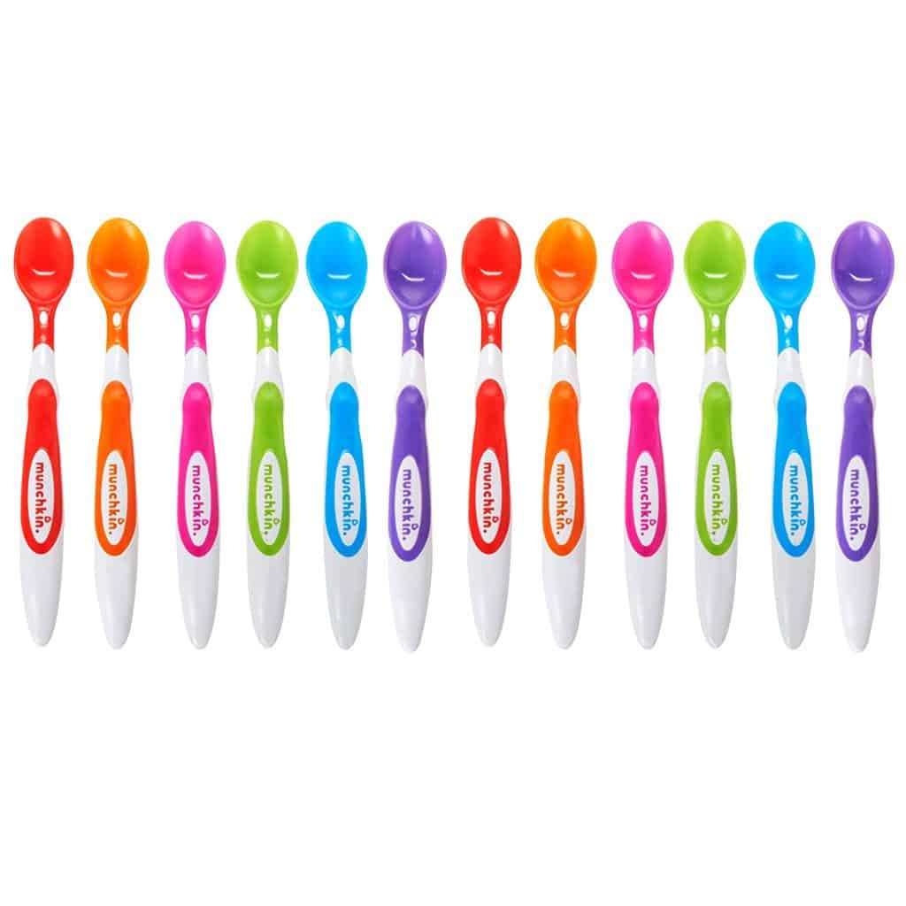 Munchkin Soft-Tip Baby Spoons