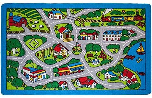 Mybecca rug for nursery