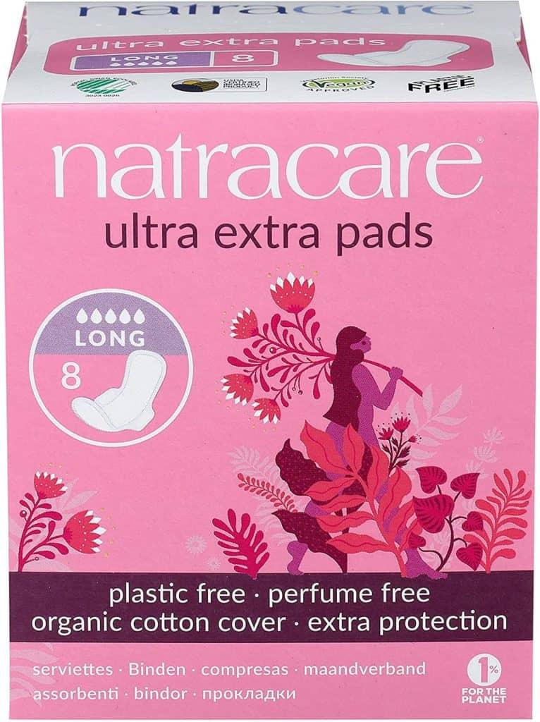 Natracare Organic Ultra Extra Pads