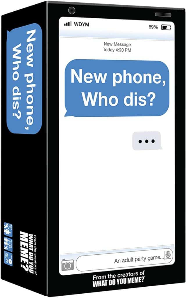 New Phone, Who Dis - The 100% Offline Text Messaging Party Game