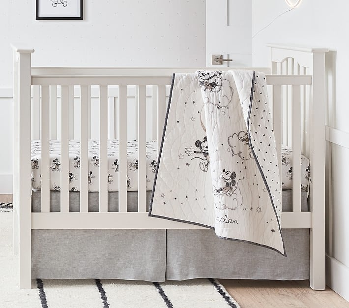 Pottery Barn Kids Kendall Crib- Best Cribs For Babies