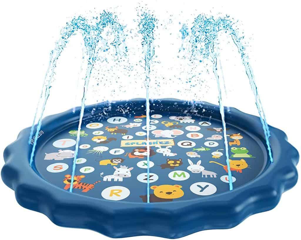 SplashEZ 3-in-1 Splash Pad