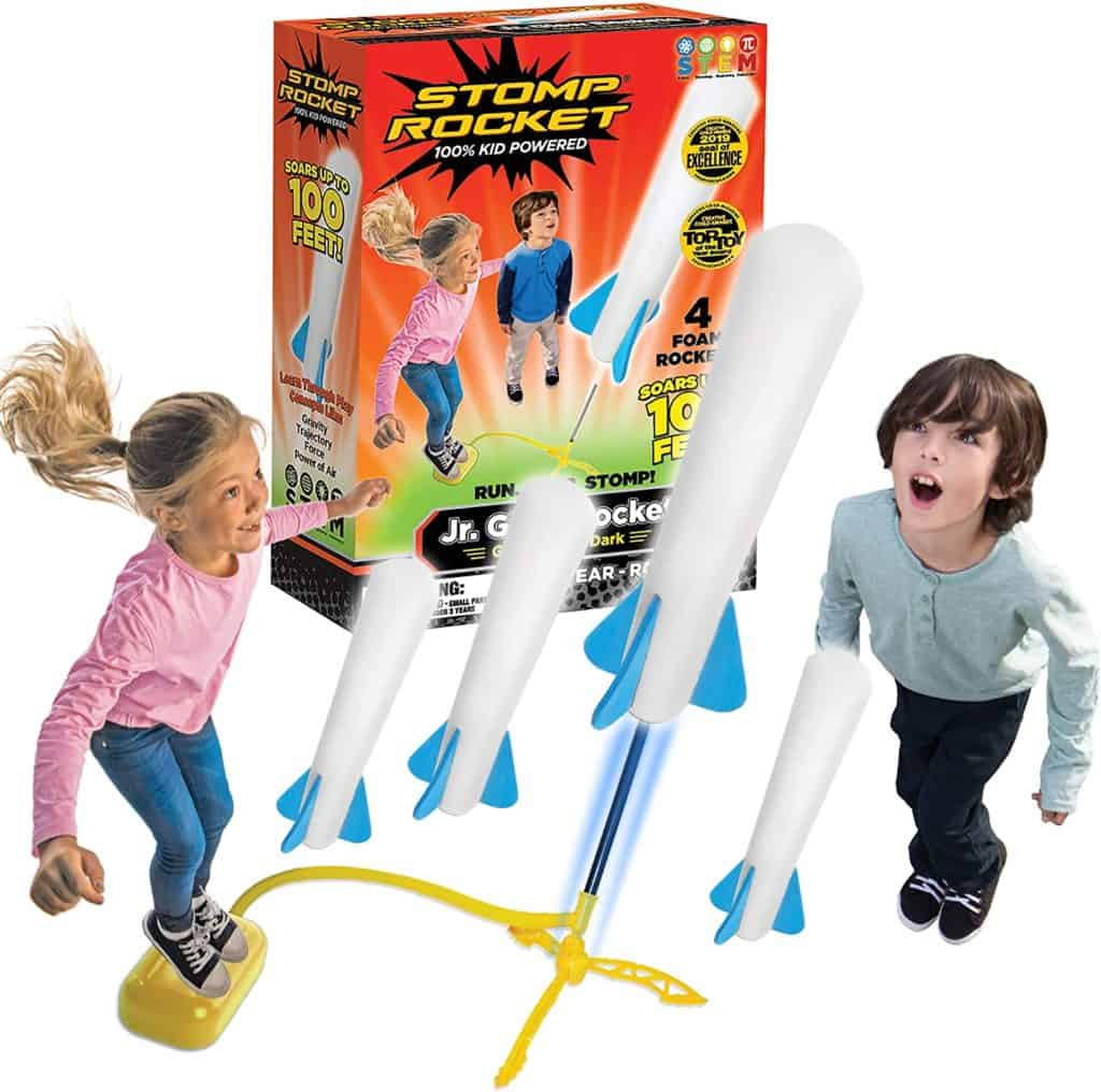 Stomp Rocket with LaunchPad