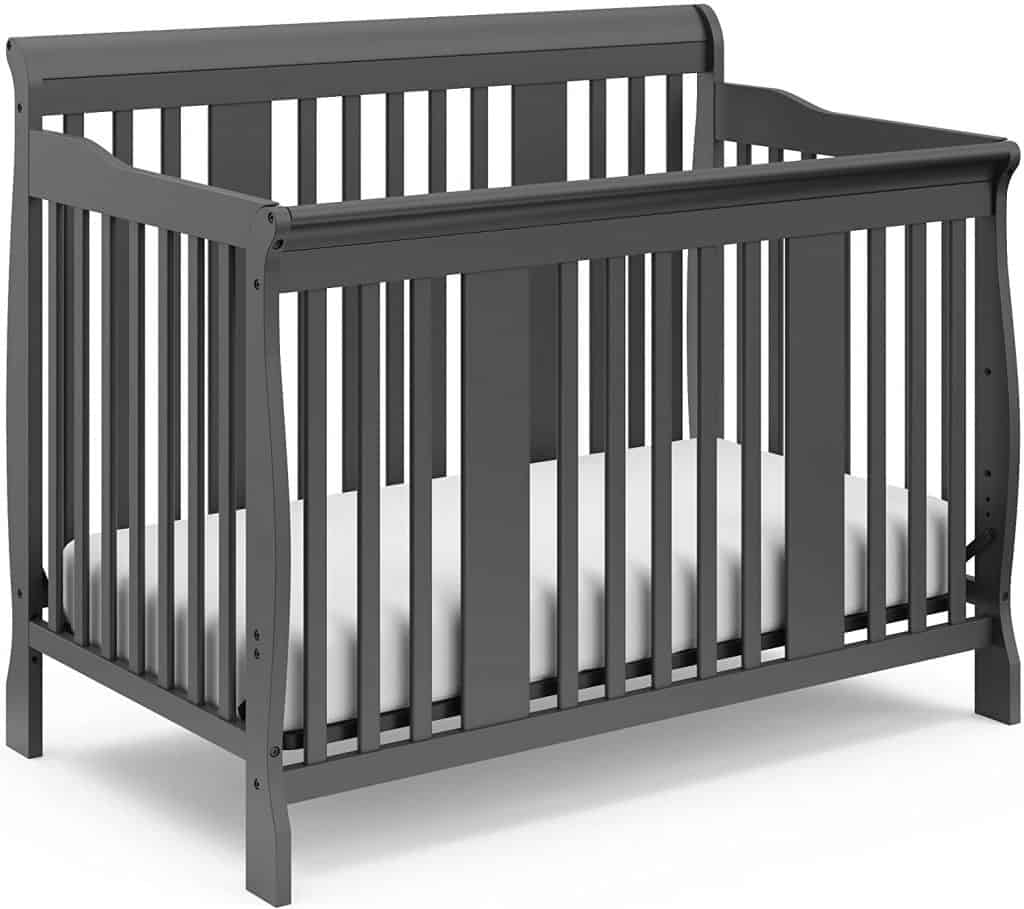 Storkcraft 4-in-1 Convertible Crib- Best Cribs For Babies