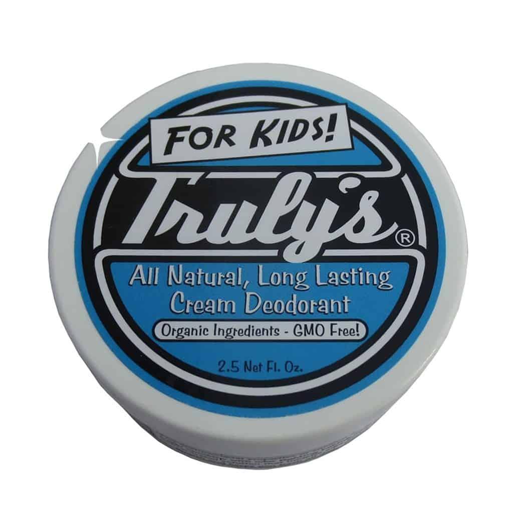 Trulys Deodorant For Kids Parenthoodbliss