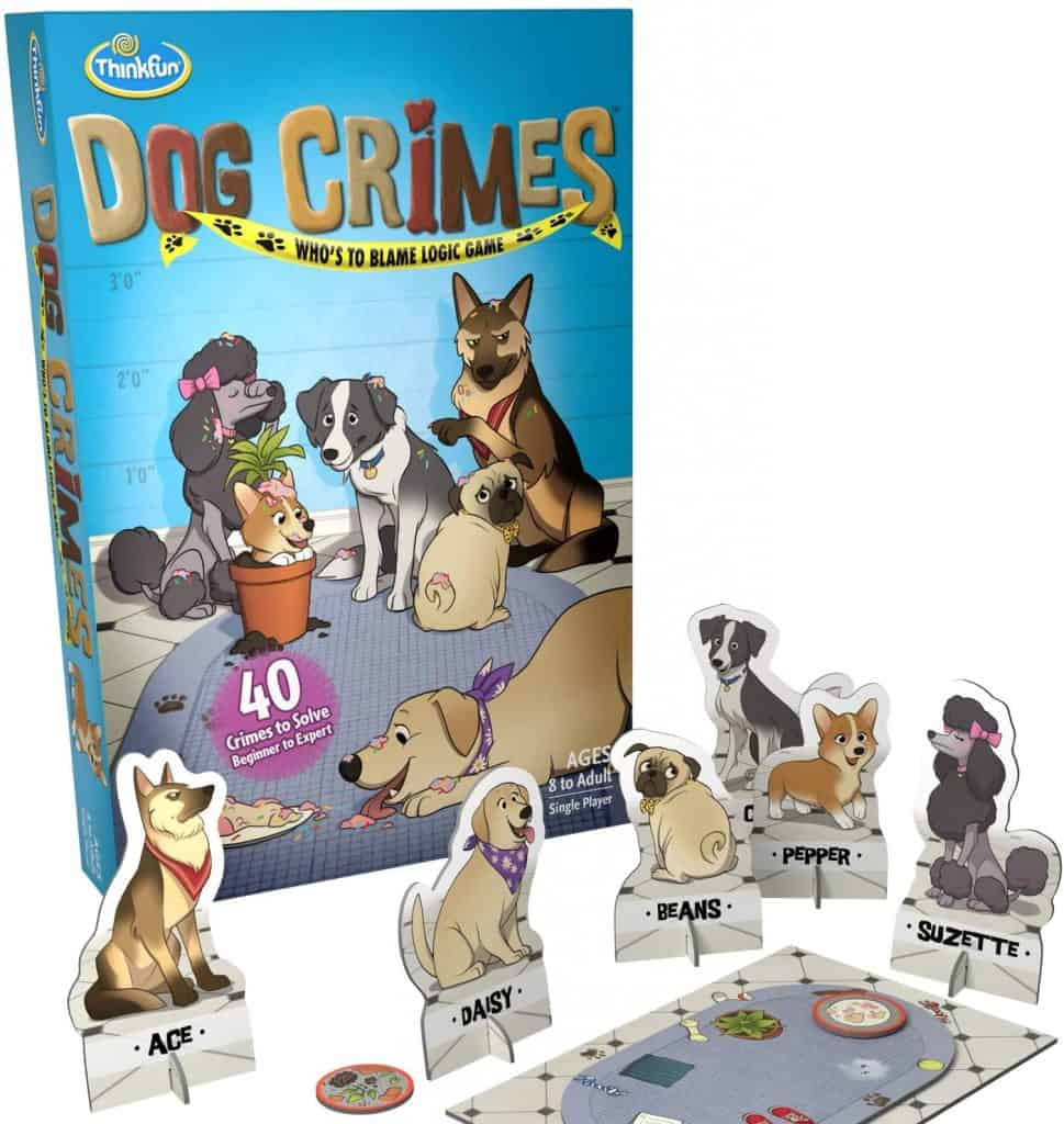 Dog Crimes; Best Gifts For 8-Year-old Boy