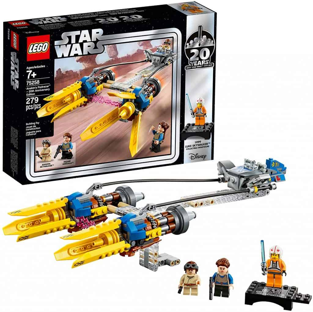 Lego Star Wars PodRacer; Best Gifts For 8-Year-old Boy