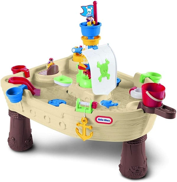Little Tikes anchors away pirate ship water table Parenthoodbliss