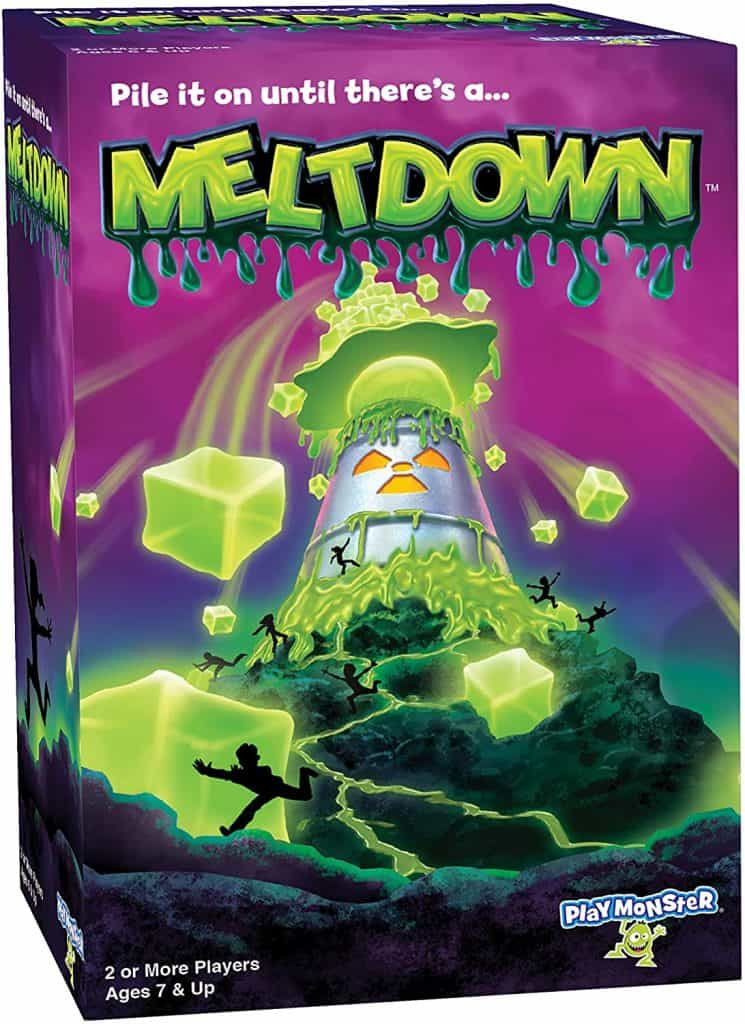 Meltdown; Best Gifts For 8-Year-old Boy