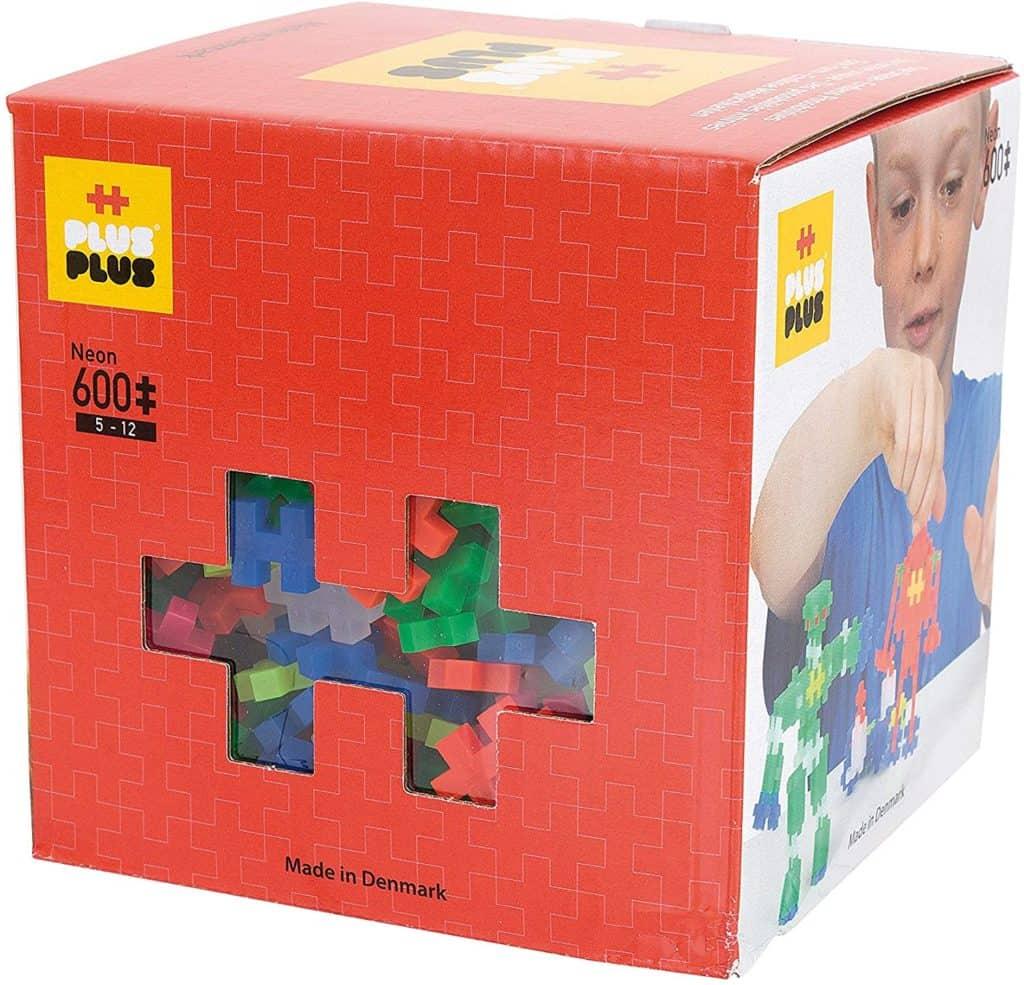 Plus Plus Open Play Set 600 Piece