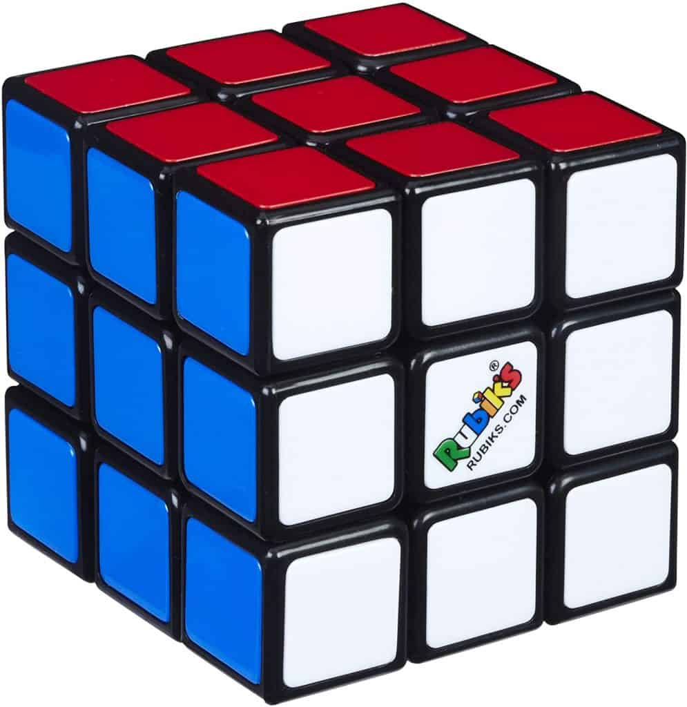 Rubik's Cube; Best Gifts For 8-Year-old Boy