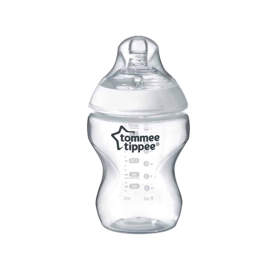 Tommee Tippee Nature Glass Baby Bottles