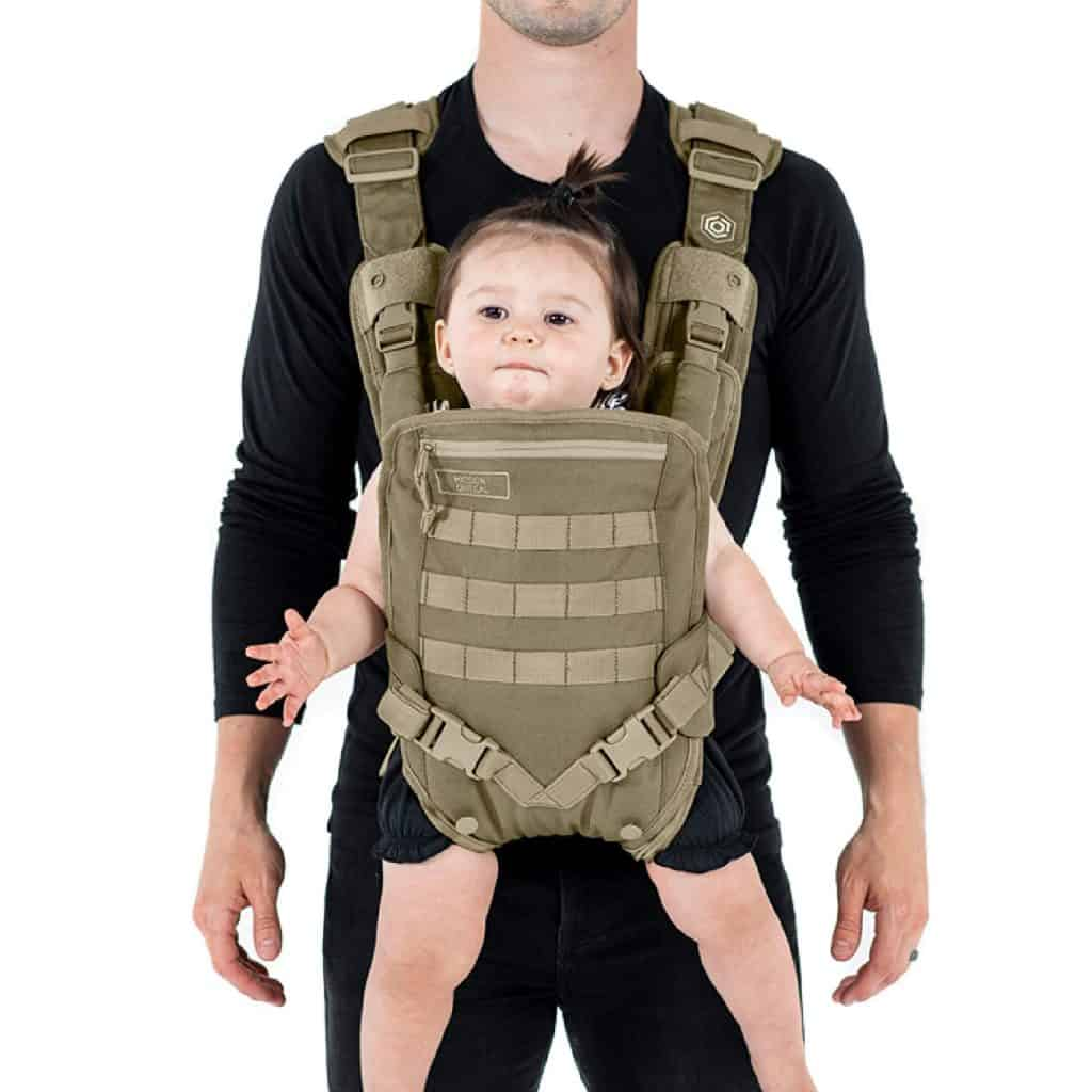 Mission Critical S01 - Best Toddler Carrier