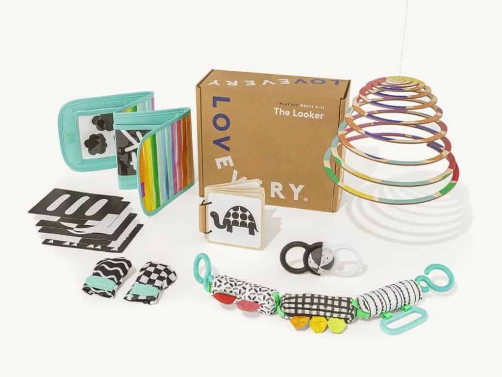 Montessori-Friendly Toy Subscription - Lovevery The Play Kits Subscription, $80 - Best Montessori Toys