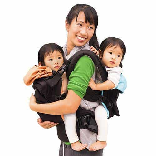 TwinGo Carrier - Best Toddler Carrier
